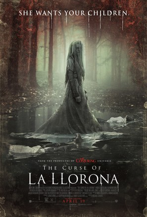 The Curse of La Llorona - Movie Poster (thumbnail)
