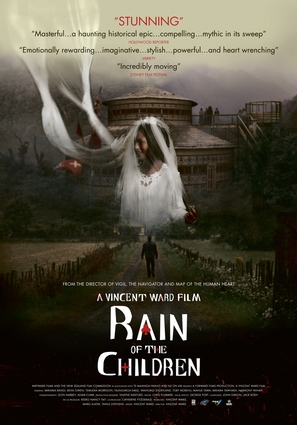 Rain of the Children - New Zealand Movie Poster (thumbnail)