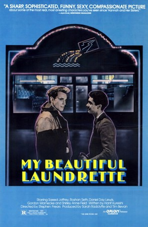 My Beautiful Laundrette - Movie Poster (thumbnail)