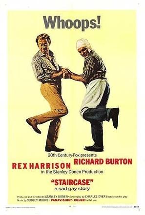 Staircase - Movie Poster (thumbnail)