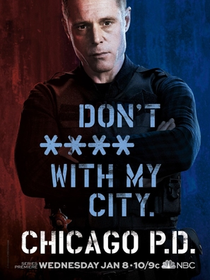 """Chicago PD"" - Movie Poster (thumbnail)"
