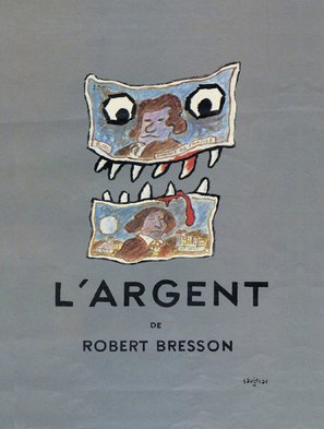 Argent, L' - French Movie Poster (thumbnail)