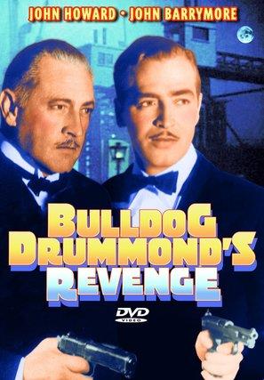Bulldog Drummond's Revenge - Movie Cover (thumbnail)