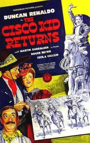 The Cisco Kid Returns - Movie Poster (thumbnail)