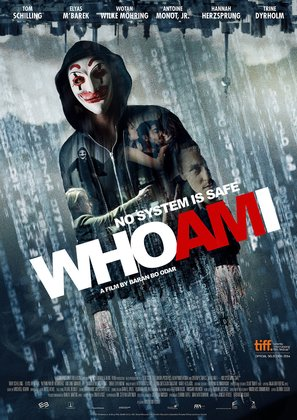Who Am I - Kein System ist sicher - German Movie Poster (thumbnail)