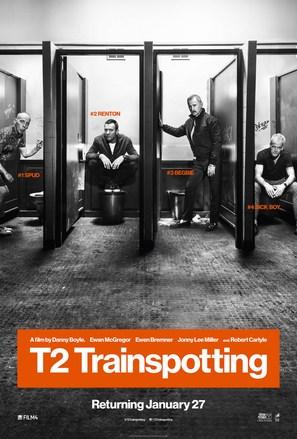 T2: Trainspotting - British Movie Poster (thumbnail)