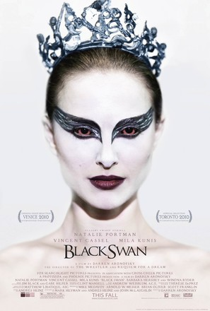 Black Swan - Movie Poster (thumbnail)