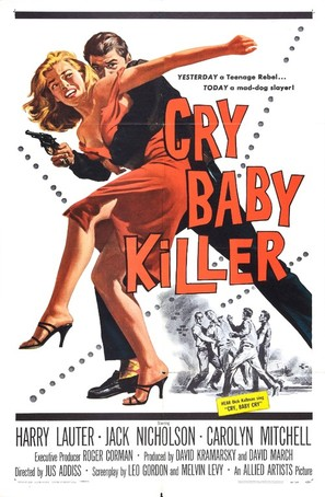 The Cry Baby Killer - Movie Poster (thumbnail)