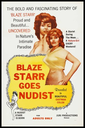Blaze Starr Goes Back to Nature - Movie Poster (thumbnail)
