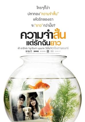 Khwaam jam sun... Tae rak chan yao - Thai Movie Poster (thumbnail)