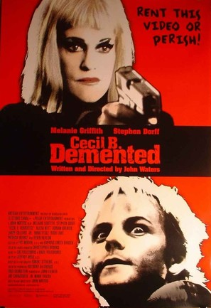 Cecil B. DeMented - Movie Poster (thumbnail)