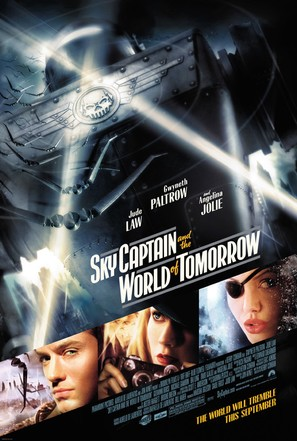 Sky Captain And The World Of Tomorrow - Movie Poster (thumbnail)
