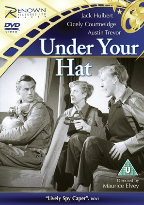 Under Your Hat - British DVD movie cover (thumbnail)