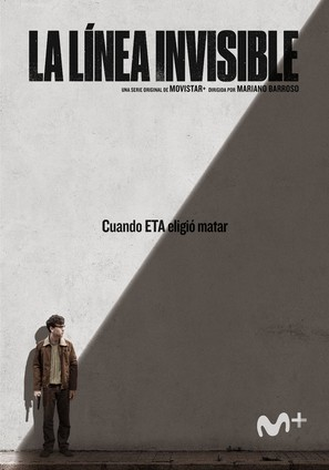 """La línea invisible"" - Spanish Movie Poster (thumbnail)"
