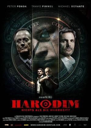 Harodim - German Movie Poster (thumbnail)