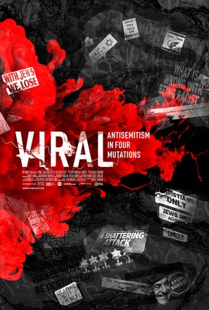 Viral: Antisemitism in Four Mutations - Movie Poster (thumbnail)