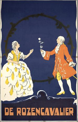 Der Rosenkavalier - Dutch Movie Poster (thumbnail)