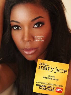 """Being Mary Jane"" - Movie Poster (thumbnail)"
