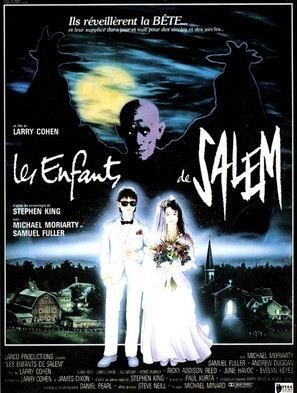 A Return to Salem's Lot - French Movie Poster (thumbnail)