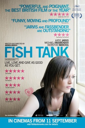 Fish Tank - British Movie Poster (thumbnail)