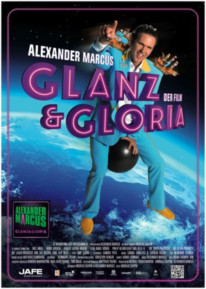 Glanz & Gloria - German Movie Poster (thumbnail)
