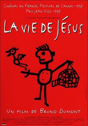 La vie de Jésus - French Movie Poster (thumbnail)
