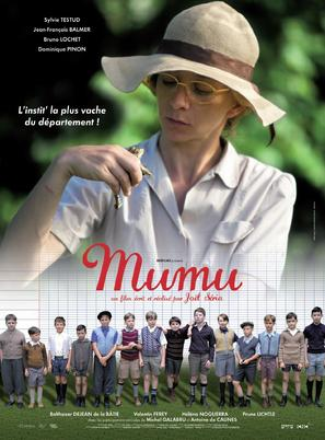Mumu - French Movie Poster (thumbnail)