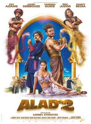 Alad'2 - French Movie Poster (thumbnail)