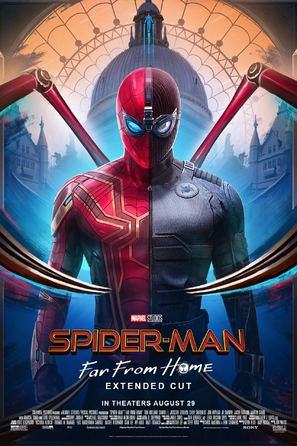 Spider-Man: Far From Home - Movie Poster (thumbnail)