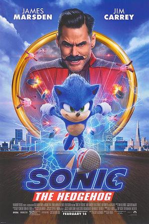 Sonic the Hedgehog - Movie Poster (thumbnail)