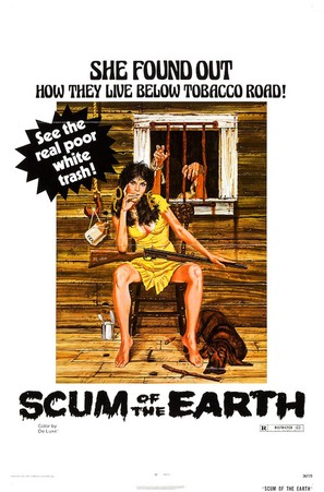Scum of the Earth - Movie Poster (thumbnail)