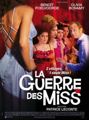 La guerre des miss - French Movie Poster (thumbnail)