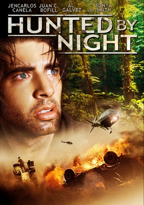 Hunted by Night - DVD cover (thumbnail)