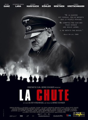 Der Untergang - French Movie Poster (thumbnail)
