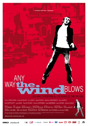Any Way the Wind Blows - Belgian poster (thumbnail)