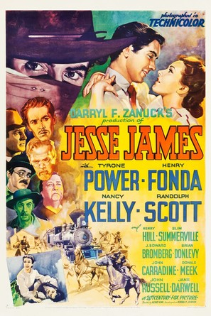 Jesse James - Movie Poster (thumbnail)
