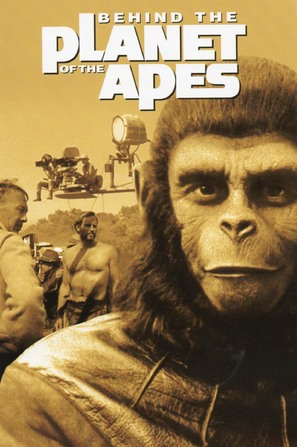 Behind the Planet of the Apes - DVD cover (thumbnail)