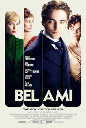 Bel Ami - Movie Poster (thumbnail)