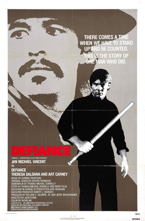 defiance 1980 movie posters