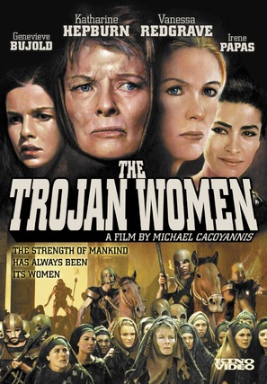 The Trojan Women - Movie Cover (thumbnail)