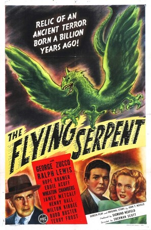 The Flying Serpent - Movie Poster (thumbnail)