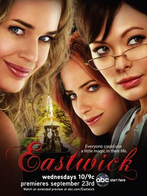 """""""Eastwick"""" - Movie Poster (thumbnail)"""