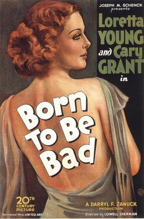 Born to Be Bad - Movie Poster (thumbnail)