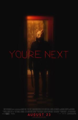 You're Next - Movie Poster (thumbnail)