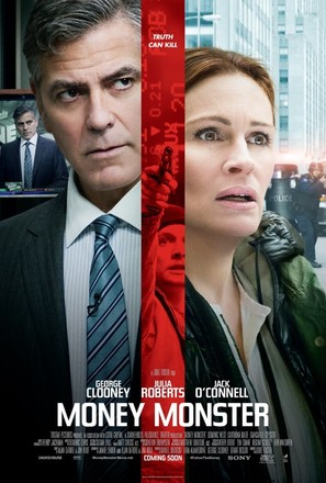 Money Monster - Movie Poster (thumbnail)