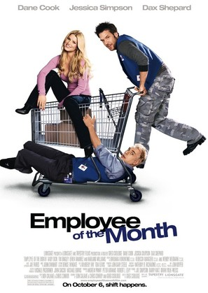Employee Of The Month - Movie Poster (thumbnail)