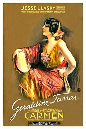 Carmen - Movie Poster (thumbnail)
