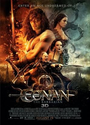 Conan the Barbarian - Movie Poster (thumbnail)
