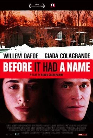 Before It Had a Name - poster (thumbnail)