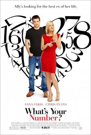 What's Your Number? - Movie Poster (thumbnail)